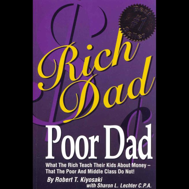 rich dad poor day by robert Read free book excerpt from rich dad, poor dad by robert kiyosaki, sharon l lechter, page 2 of 6.